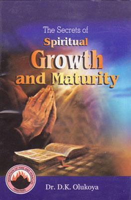 The secret of spiritual growth