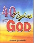 40 Nights with God