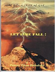 Let Fire Fall - French
