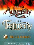 from Adversity to testimony