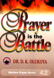 pray is the battle