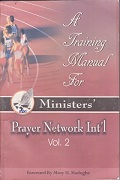 Ministers Training Manual Vol 11