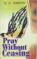 Praying Without Seizing