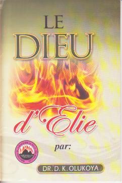 Le Dieu D'Elie