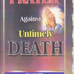 Prayer Against Untimely Death